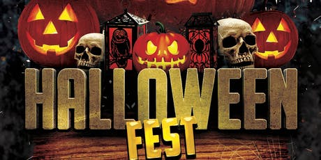 Halloween Fest 2019 entradas