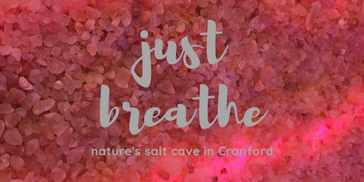 Morning time Salt Therapy-Sign up and save