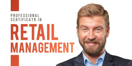 Professional Certificate in Retail Management (demo/Introduction session) tickets