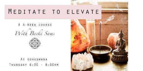 Meditate To Elevate - Forgiveness & Healing Drop-In tickets