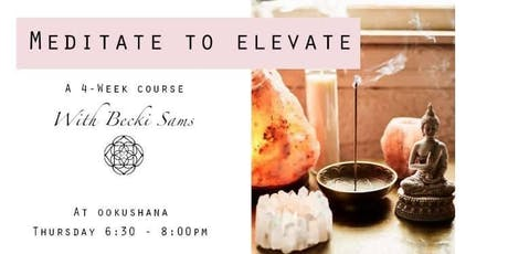 Meditate To Elevate - Love & Connection Drop-In tickets