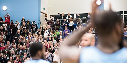 Surrey Scorchers v Worcester Wolves (BBL) – Surrey Sports Park
