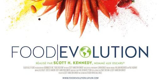 Projection débat Food Evolution