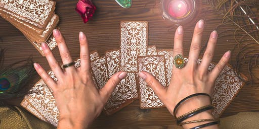 Find Your Tarot and Divination Guide Class and Meditation