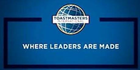 Toastmasters International Area Contest 2019- Cardiff tickets