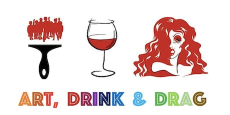 Art, Drink & Drag 2 Supporting LGBTQI+ Youth Experiencing Homelessness tickets