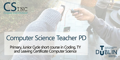 HTML and CSS for the junior cycle short course tickets