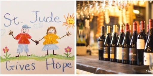 Wine Tasting Benefiting St Jude Children's Research Hospital