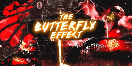 Butterfly Effect - Hip-Hop Halloween Party tickets