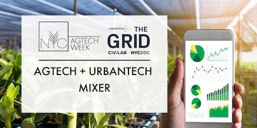 NYC AGTECH WEEK: AgTech x UrbanTech Mixer