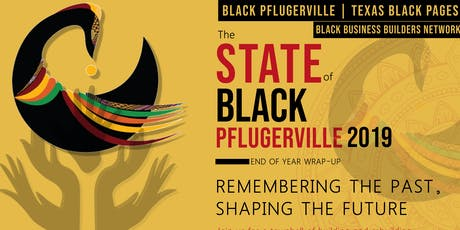 The State Of Black Pflugerville  tickets