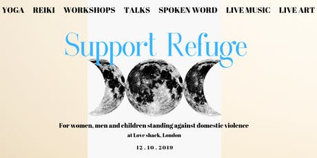 Support Refuge  tickets