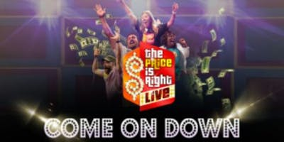 The Price Is Right Live!™ Guest Host Tyler Bradley