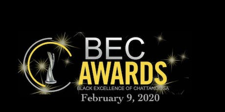 BEC (Black Excellence of Chattanooga) Award Show tickets