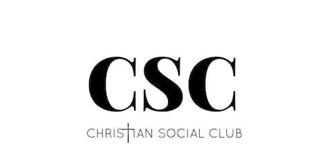 Christian Social Club: Creative Edition tickets