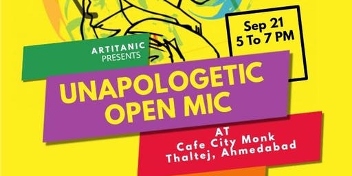 Unapologetic open mic