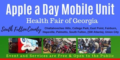 Apple a Day Mobile Unit Health Fair of Georgia  tickets