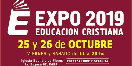 Expo Educación Cristiana 2019 • Educación Cristiana en Argentina