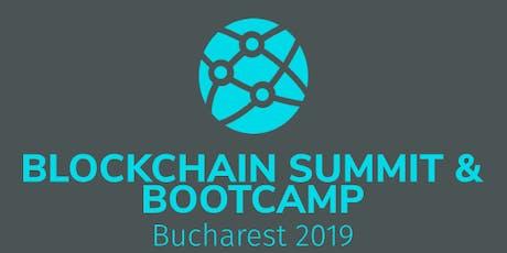 Blockchain Enterprise Summit & Bootcamp, European Edition, Bucharest tickets