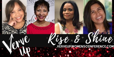 VERVE UP Women's Conference tickets