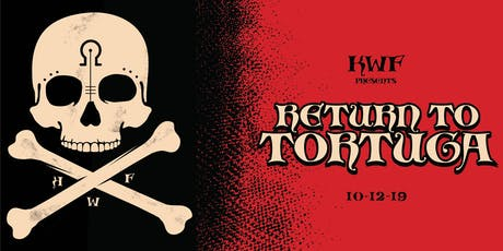 KWF Presents: Return to Tortuga tickets