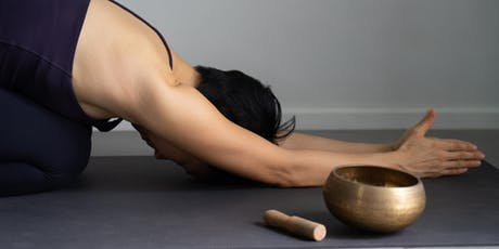 Yin Yoga Chakra Workshop with Sound Therapy tickets
