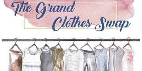 The Grand Clothes Swap tickets