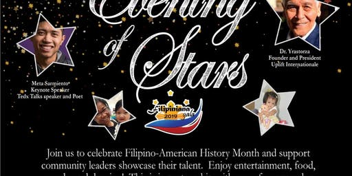 NaFFAA's An Evening of Stars | Filipiniana Gala
