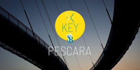 Open Day X-Key a Pescara - Ingresso gratuito biglietti