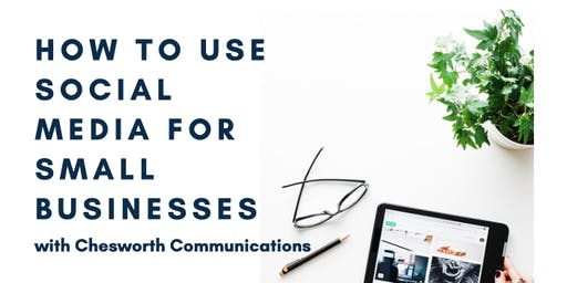 How to use social media for small businesses