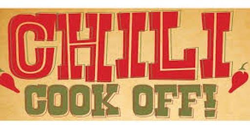 Chili & Chill - 2nd Annual Chili Cook-off & Community Event