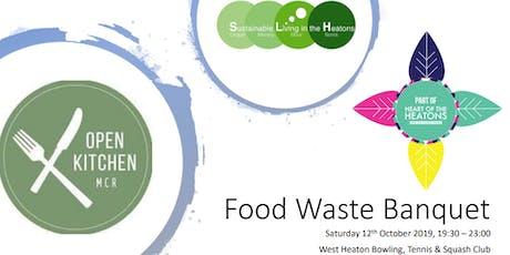 Food Waste Banquet tickets