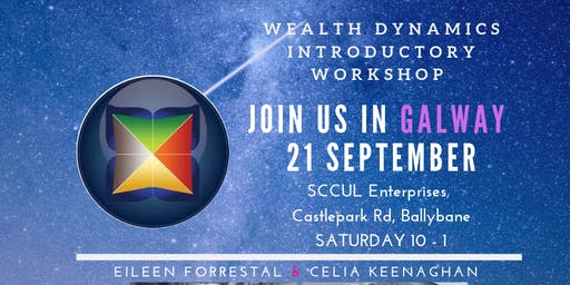 Wealth Dynamics Introductory Workshop