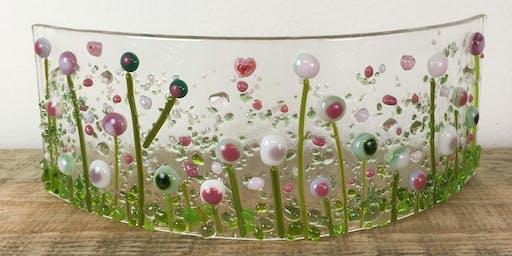 Make a Fused Glass Curve.