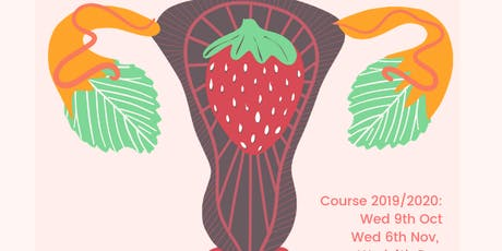 FEMALE BALANCE & MENSTRUATION COURSE: FOOD, FUNCTIONAL MEDICINE & CHINESE SELF-CARE tickets