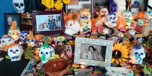 Dia De Los Muertos Sugar Skull Workshop - October 19, 2019