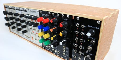 Workshop > Build Your Own Eurorack / Modular / Synth case tickets