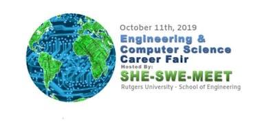 34th Annual SHE-SWE-MEET Engineering and CS Career Fair