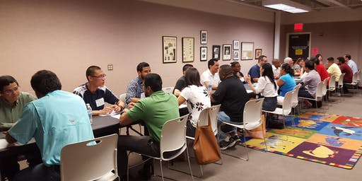 Language Exchange Speed Friending at Houston Public Library (Galleria)