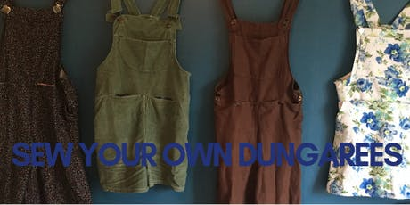 Sew Your Own Dungarees tickets