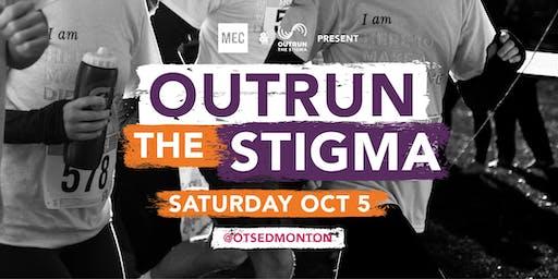 Outrun the Stigma's Run for Mental Health Awareness