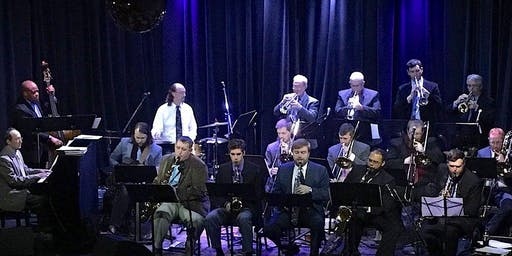 Big Band Jazz Revue at Centre Stage Theatre