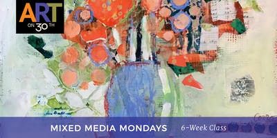 MON - Mixed Media Mondays with Denise Cerro