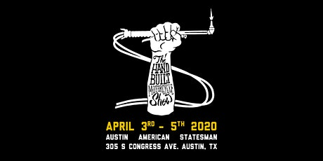 The Handbuilt Motorcycle Show 2020 tickets