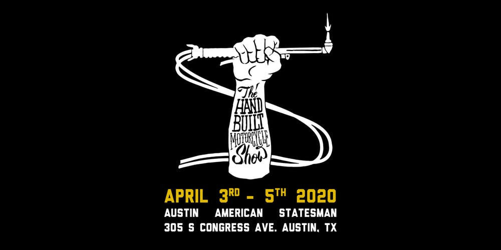 Motorcycle Show 2020.The Handbuilt Motorcycle Show 2020 Tickets Fri Apr 3 2020