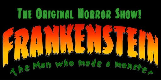 "Tombstone Cinema: ""Frankenstein"""