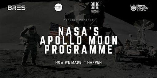 NASA's Apollo Moon Programme: How we made it happen - Dr David Baker