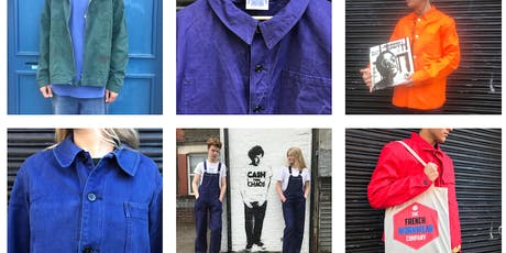 French Workwear Sale Stoke Newington as part of PopUpN16 tickets
