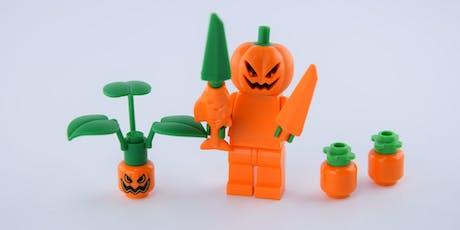 Halloween Lego Night! tickets