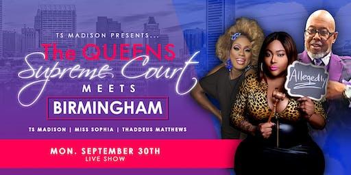 The Queens Supreme Court LIVE Birmingham
